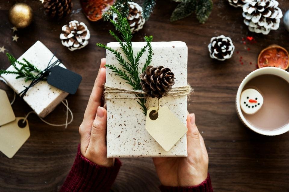 geef jezelf een cadeau